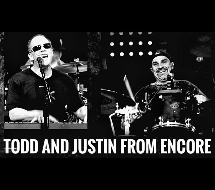 Todd and Justin From Encore