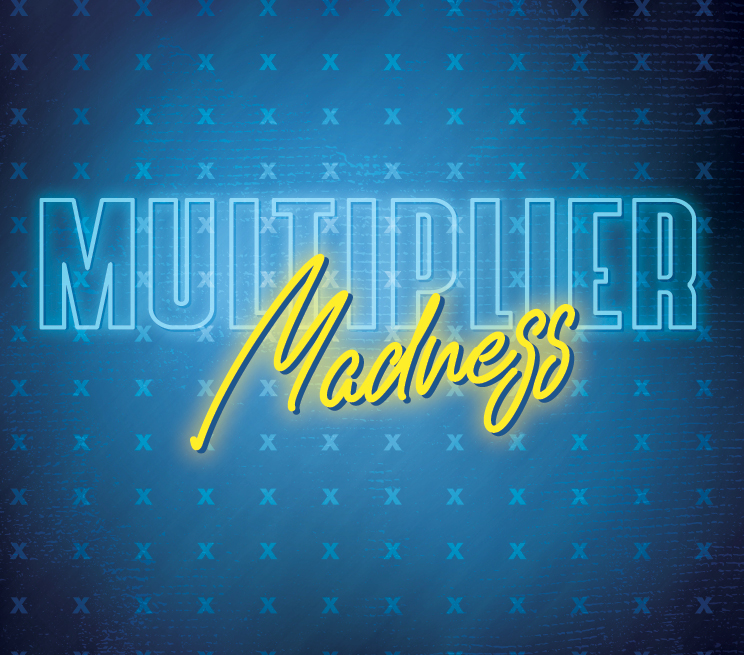 Multiplier Madness Drawing