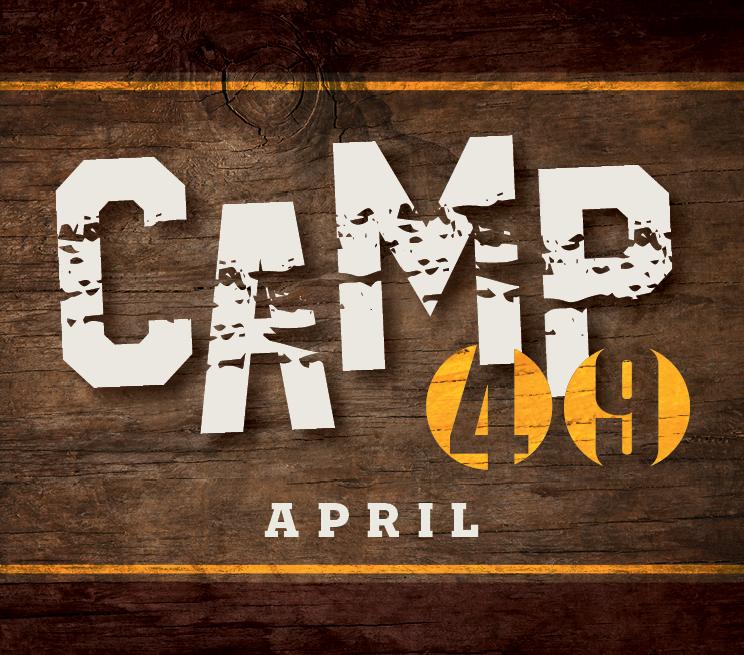 Camp 49 - April