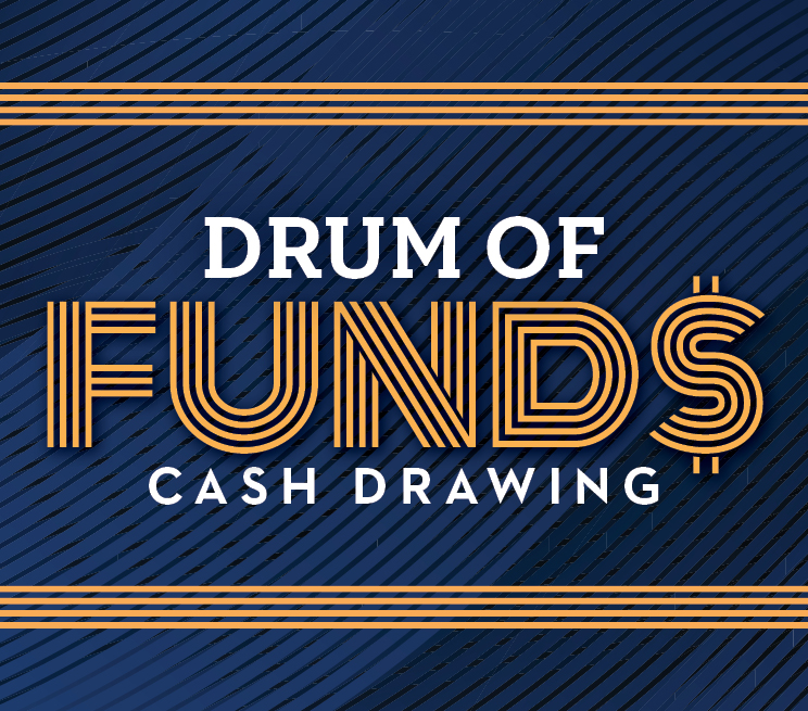 Drum of Funds Cash Drawing