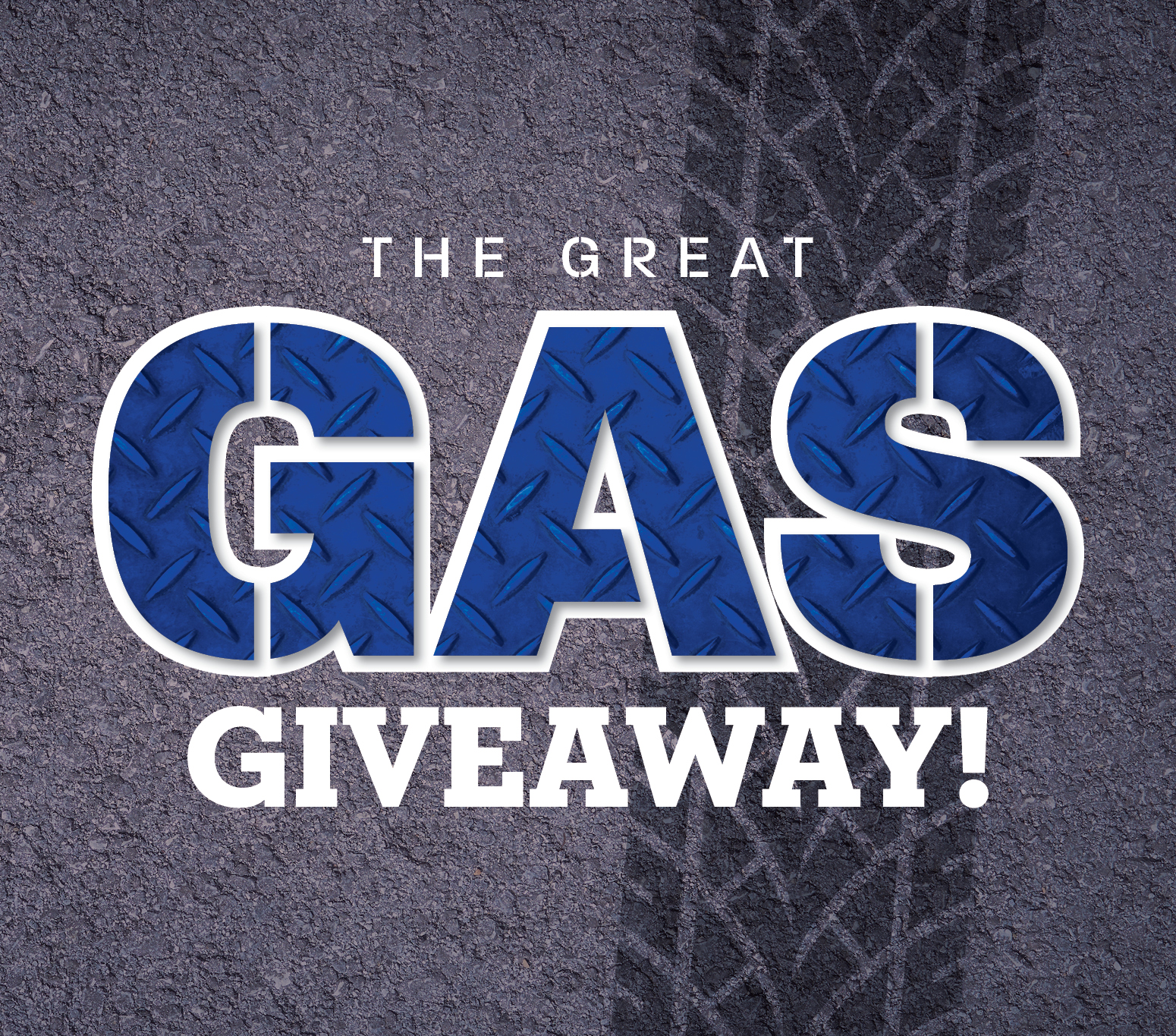 Great Gas Giveaway