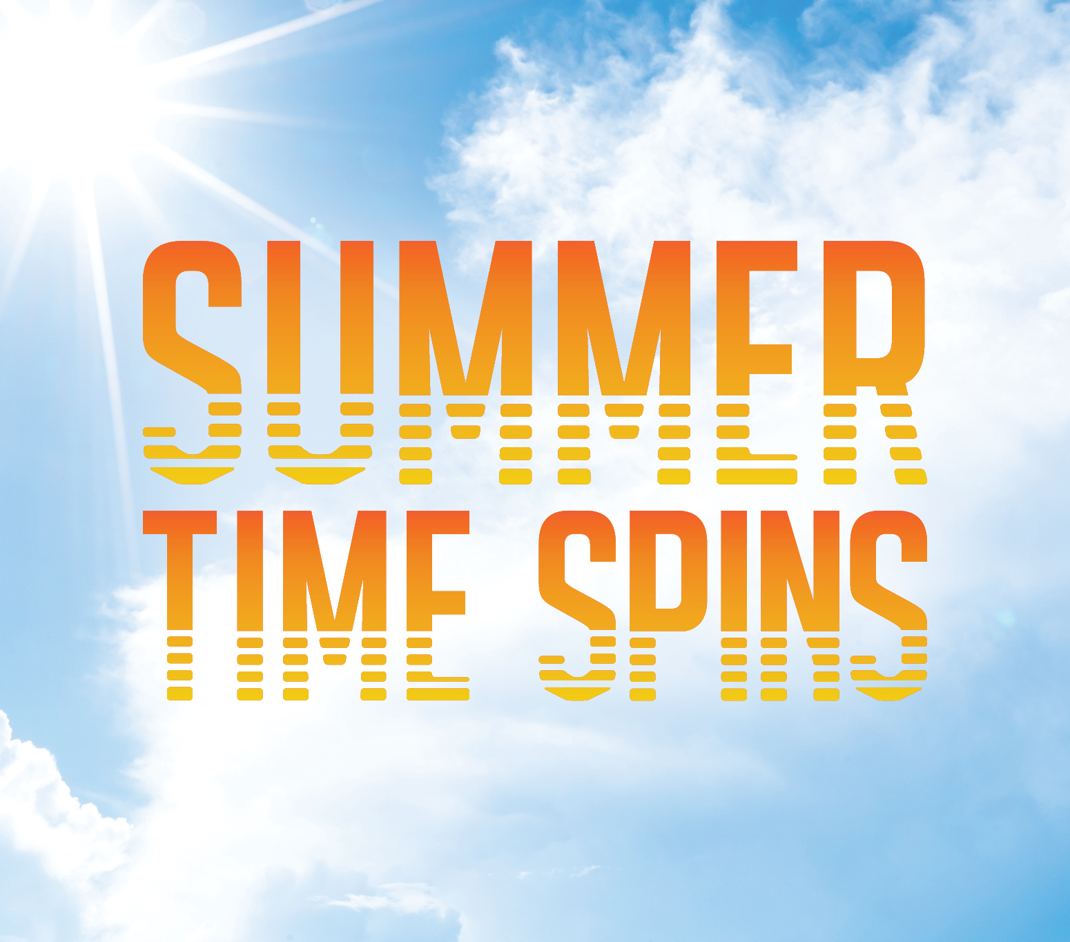 Summer Time Spins