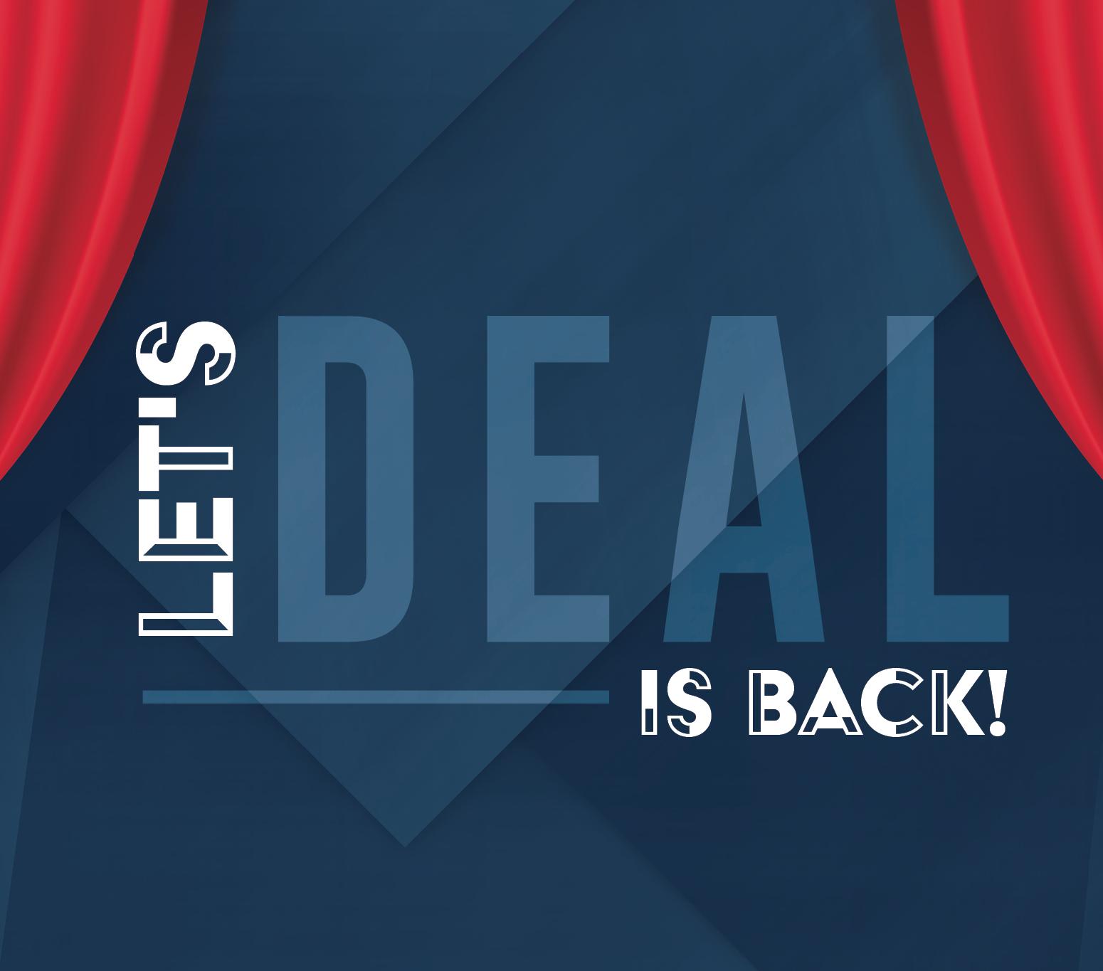 Let's Deal July
