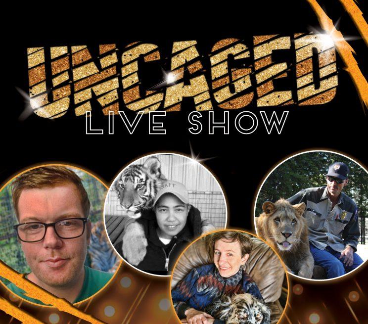 Uncaged Live Show