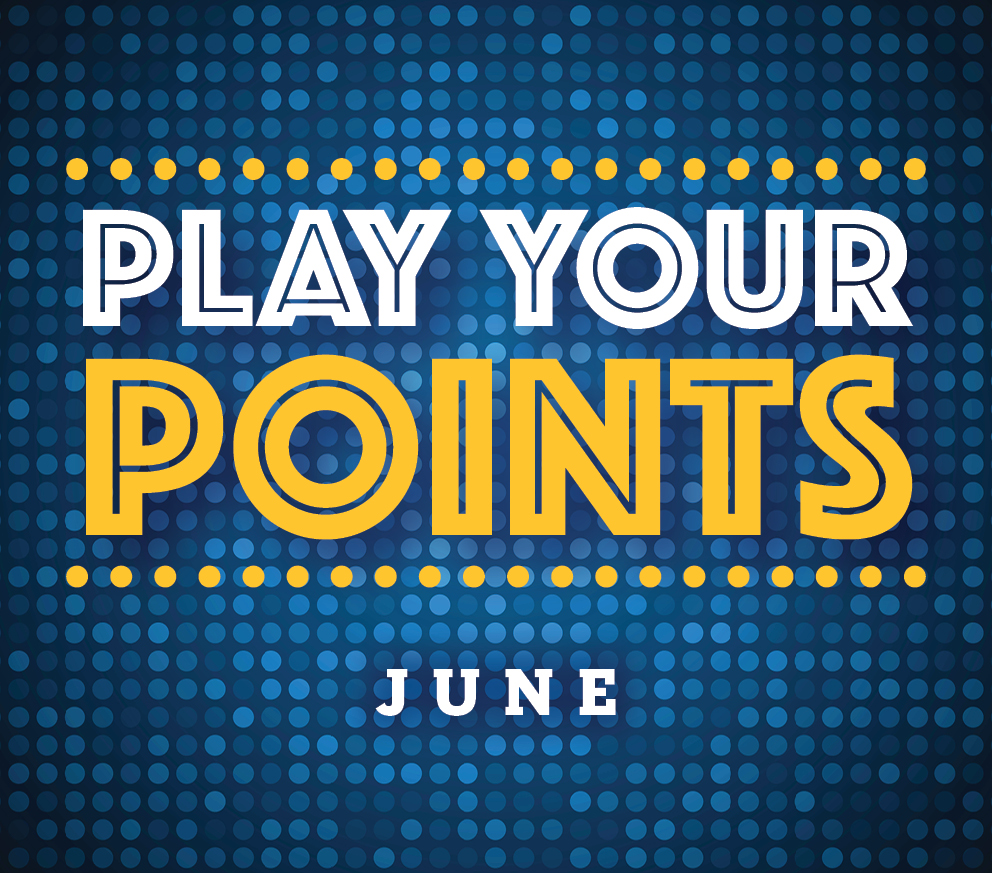 Play Your Points June