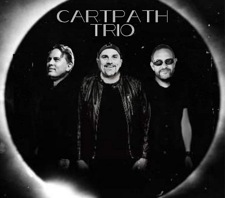 Cart Path Trio