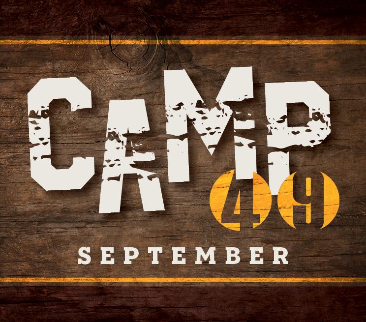 Camp 49 September