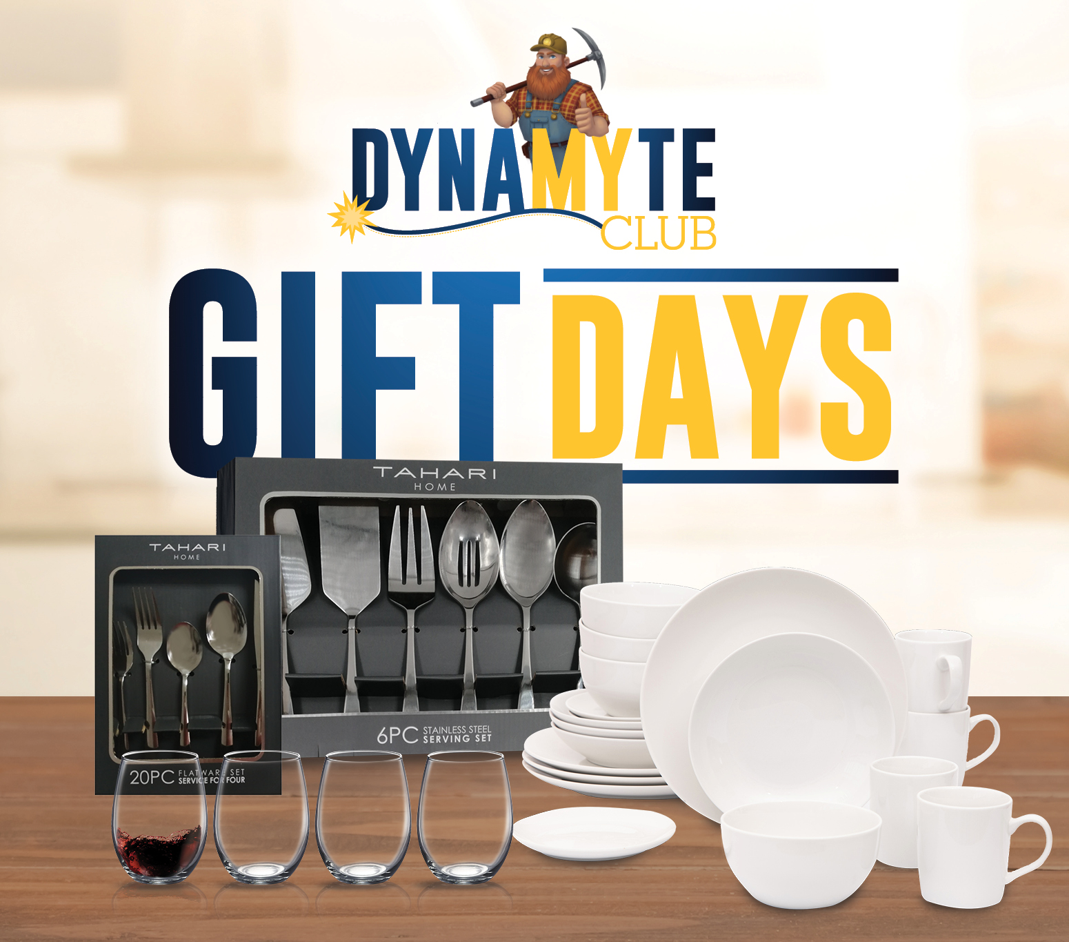 DynaMYte Gift Days